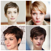 Model rambut Pixie Cut