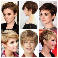 42 Model Rambut Pendek Bergelombang yang Menarik Untuk ...