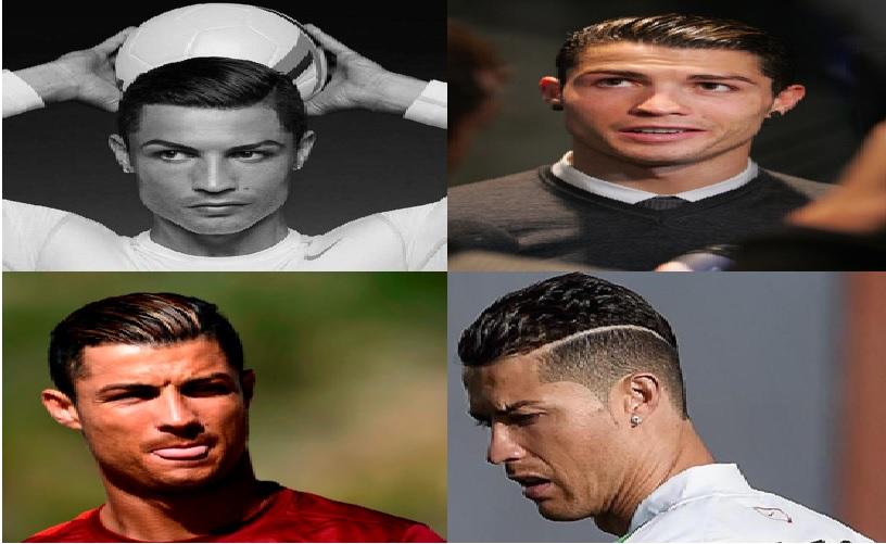 28 Gaya Rambut Cristiano Ronaldo Menarik Untuk Ditiru
