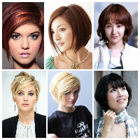 30 Model Rambut Pendek Tipis Terbaik Dan Terhits Gayarambut Co Id