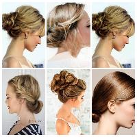 Model atau gaya tatanan rambut selanjutnya yang dapat digunakan serta  sangat cocok untuk para bridesmaid mempelai wanita adalah tatanan rambut  yang disebut ... 4a45575dc9