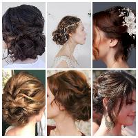 Bentuk dan gaya atau model tatanan rambut selanjutnya yang juga sangat  cocok untuk dikenakan ketika seseorang ditunjuk menjadi bridesmaid adalah  model ... a2f070fec6