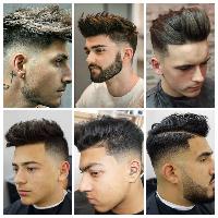 Bentuk model rambut fade selanjutnya adalah model rambut medium lenght low  fade. Model rambut ini terbentuk dengan baik dengan berkembangnya kualitas  pomade ... 5387f06ecc