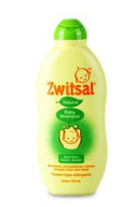 Zwitsal Baby Shampoo Natural