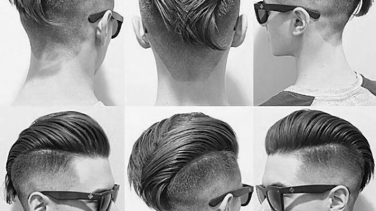 Cara Potong Rambut Undercut