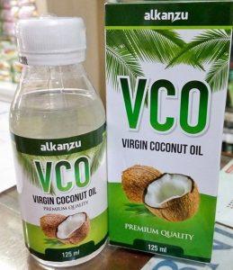 VCO untuk rambut
