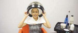Cara Menggunakan Steamer Rambut
