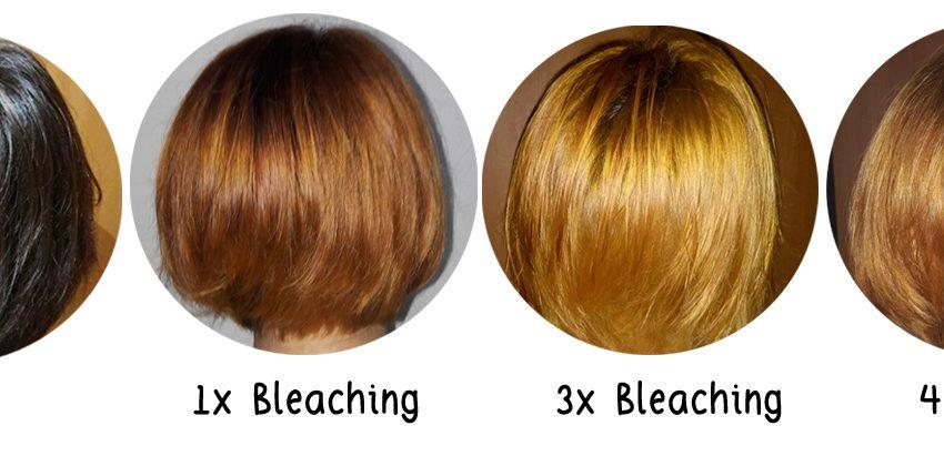 8 Cara Mewarnai Rambut Setelah Bleaching Sangat Mudah yang Bisa Anda Coba