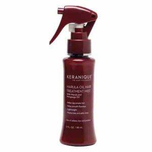 Cara Memakai Keranique Marula Oil Hair Mist
