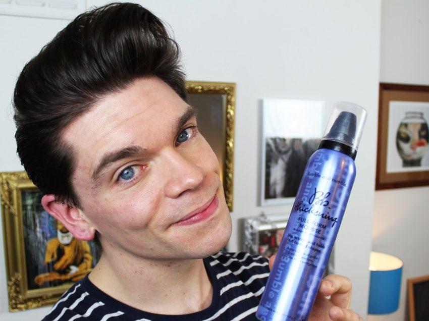 Hair Mousse untuk Pria: Cara Pemakaian, Manfaat, dan Perawatannya