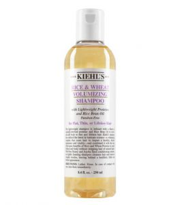 Kiehl's Rice and Wheat Volumizing