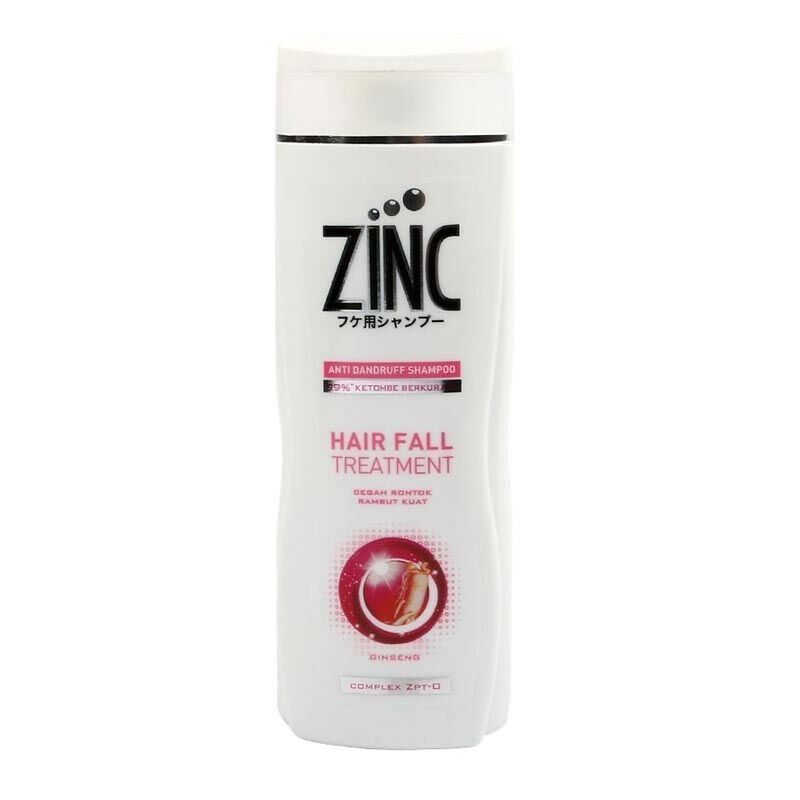 Shampo Zinc Merah