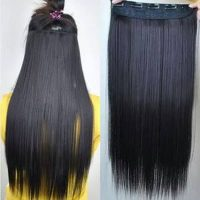 hair clip lurus