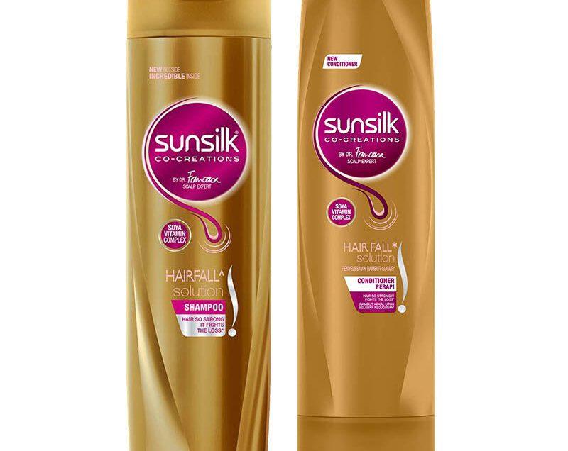 Shampo Sunsilk Coklat Hairfall Solution : Manfaat, Harga Dan Cara Pemakaiannya
