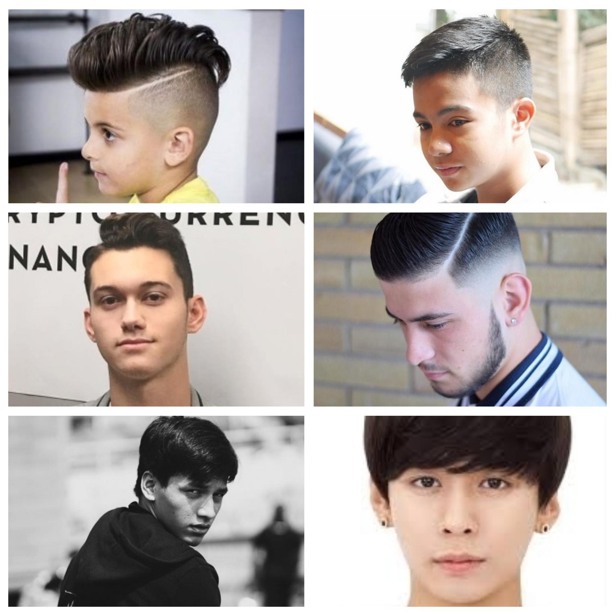 Gaya Rambut Anak SMA