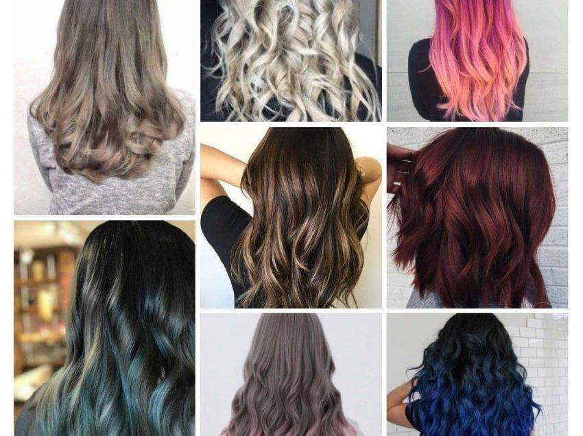15 Warna Rambut yang Cocok Untuk Rambut Keriting Biar Lebih Kekinian