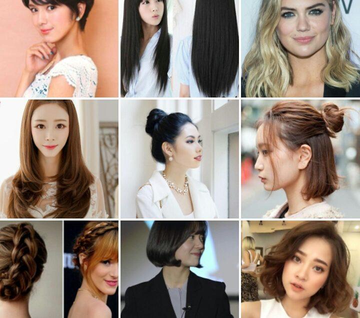 Inilah 19 Gaya Rambut Ke Kantor Yang Kekinian Untuk Wanita Karier
