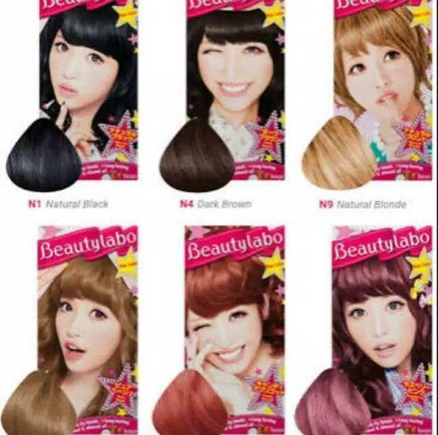 Beautylabo Hair Color: Cara Pemakaian, Kegunaan dan Harganya