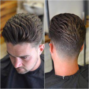 3 Cara Membuat Rambut Edgy Quiff yang Mudah Dilakukan