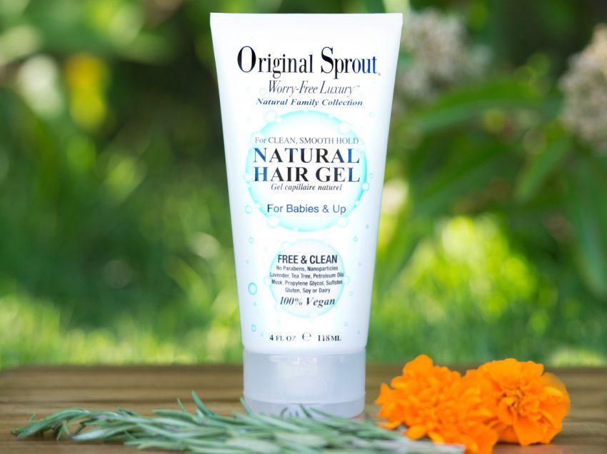 Original Sprout Natural Hair Gel: Manfaat, Cara Pemakaian dan Harga