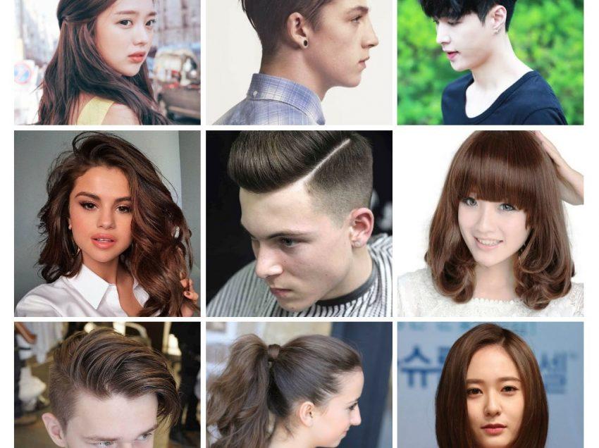 16 Gaya Rambut Untuk Umur 17 Tahun Untuk Pria dan Wanita yang Pas Digunakan