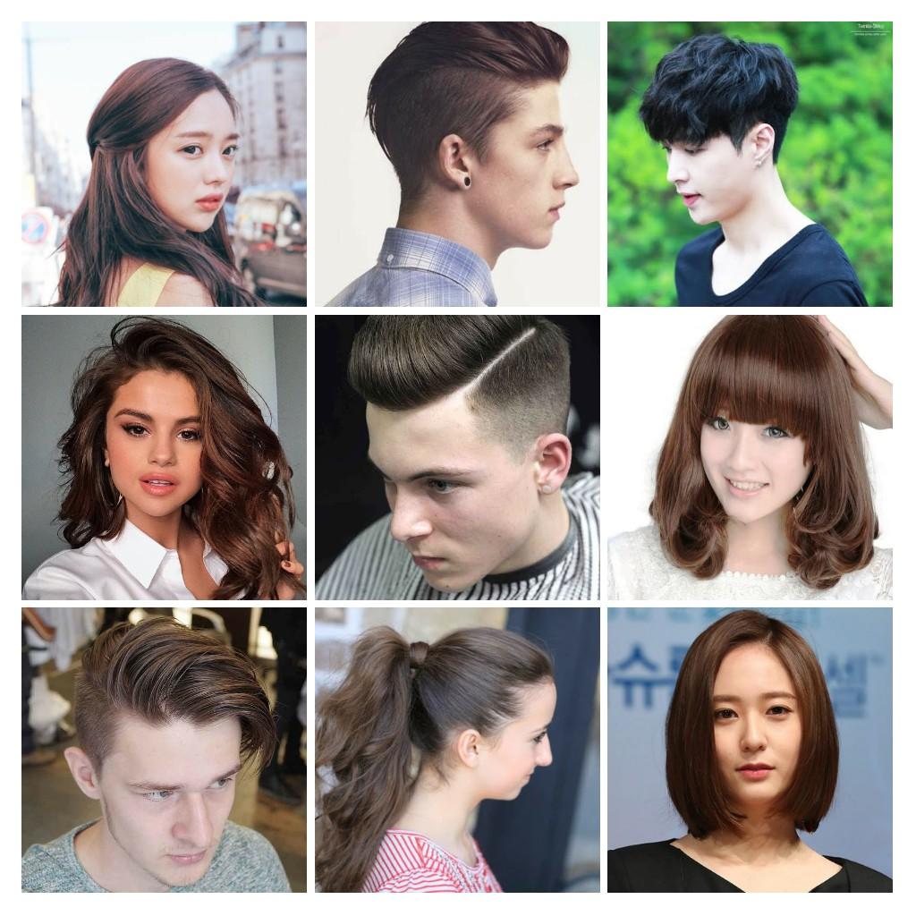 16 Gaya Rambut Untuk Umur 17 Tahun Untuk Pria Dan Wanita Yang Pas Digunakan Gayarambut Co Id