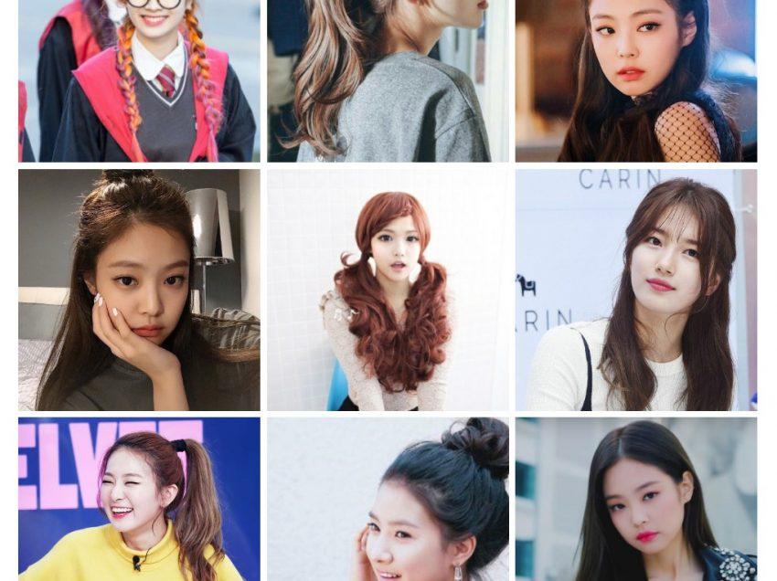 15 Tutorial Ikat Rambut Ala Korea yang Mudah Dilakukan