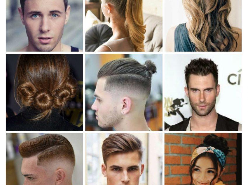 16 Gaya Rambut Untuk Pergi Ke Festival Untuk Pria dan Wanita